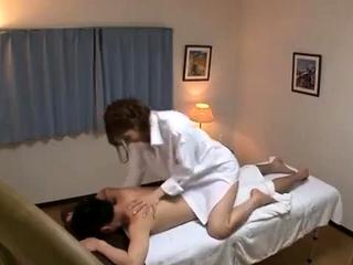 Traditional Asian Massage Parlor Voyeur 20