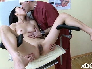 Contaminate and his X patient had a very good time intimately