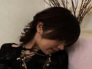 Japanese Aimi Nakatani screams it away - Connected with at hotajp.com