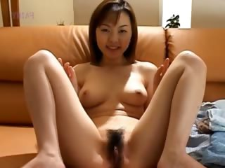 Vagina opening from asian 18 years venerable