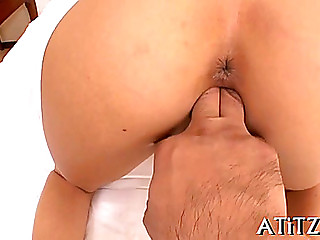 VГѓВ­deos porno HD de Hawt banging for beautifu titties Oriental