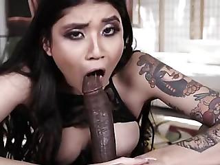 Bs deepthroat face fuck