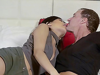 Catching her daughter ember snow fucking her boyfriend nastily