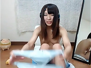 Japan livecam cutie masturbation menacingfearsome see part2 on xxxcamporn.com