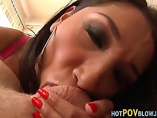 Oriental sweetheart pov bukkaked