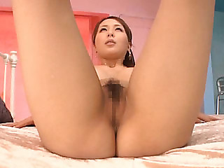 Hot Oriental Playgirl Strokes And Blows A Hard Rod In POV Movie Scene